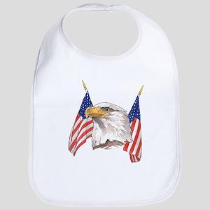 American Eagle Bib