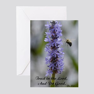 Trust in the Lord Greeting Cards (6)