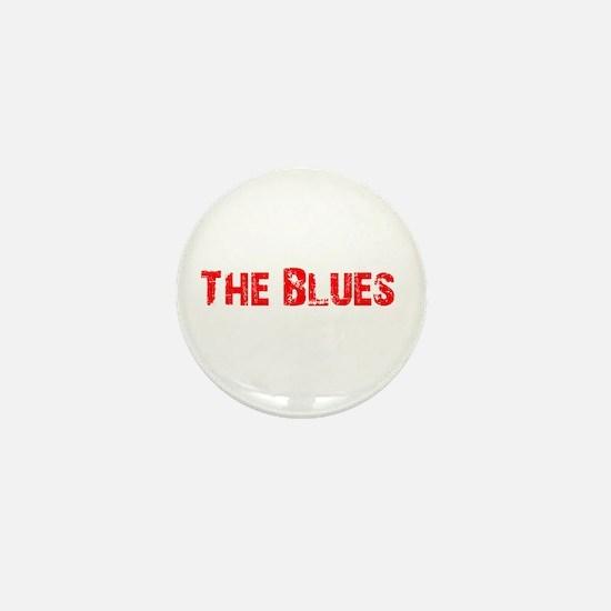The Blues Mini Button
