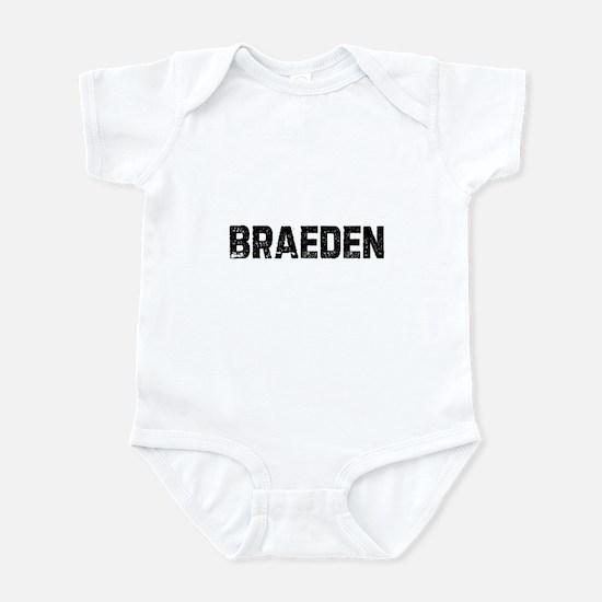 Braeden Infant Bodysuit