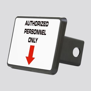 AUTHORIZED Hitch Cover
