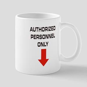 AUTHORIZED Mugs