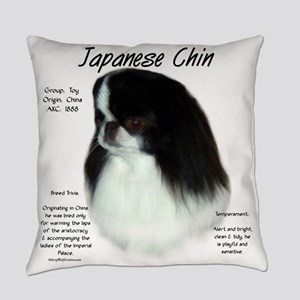 Japanese Chin Everyday Pillow