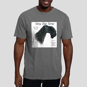 Kerry Blue Terrier Mens Comfort Colors Shirt
