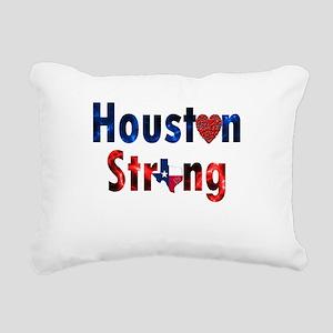 Houston Strong Rectangular Canvas Pillow