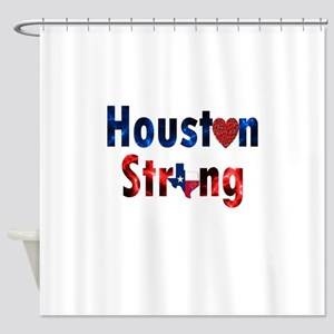 Houston Strong Shower Curtain