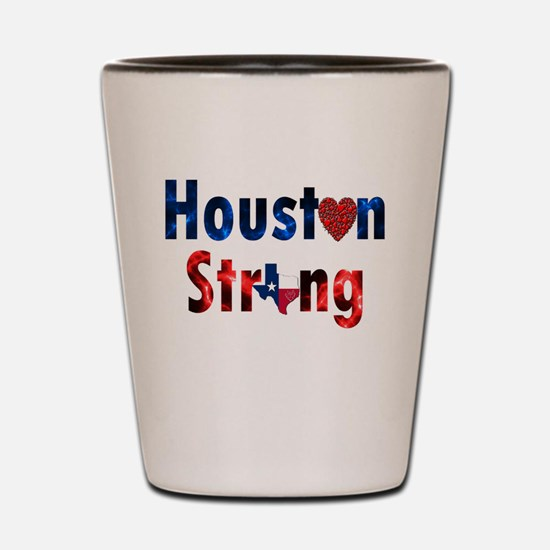 Houston Strong Shot Glass