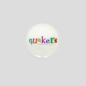 quakers- cooler Mini Button