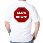 SLOWDown Golf Shirt