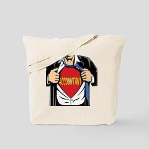 Super Accountant Tote Bag