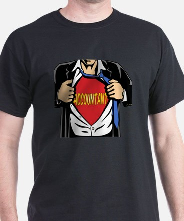 Super Accountant T-Shirt