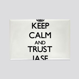 Keep Calm and TRUST Jase Magnets