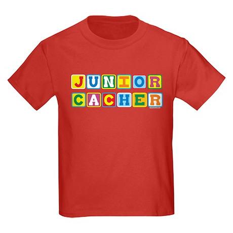 Junior Cacher Kids Dark T-Shirt