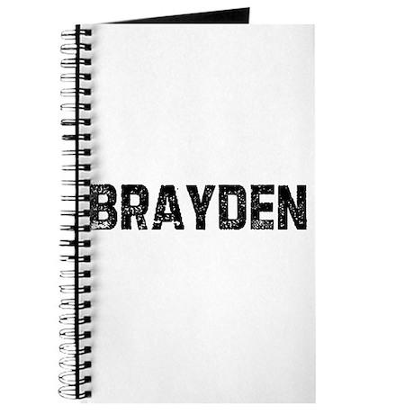 Brayden Journal