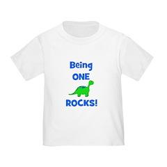 Being One Rocks! Dinosaur T