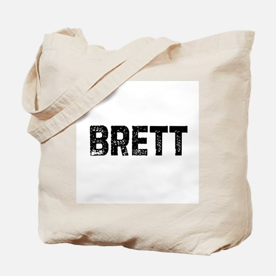 Brett Tote Bag