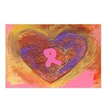 Breast Cancer Awareness Postcards (Package of 8)