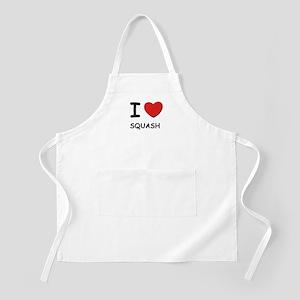 I love squash  BBQ Apron