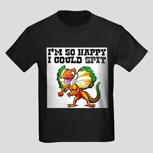 So Happy Spitter Dinosaur Shir T-Shirt