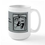 Equal Access Communication Large Mug