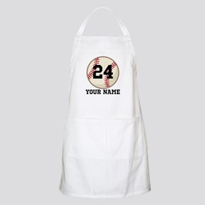 Personalized Baseball Sports Apron