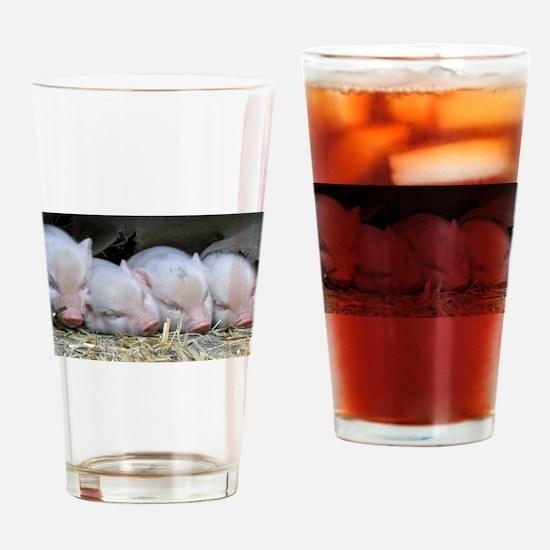 Unique Piglet Drinking Glass