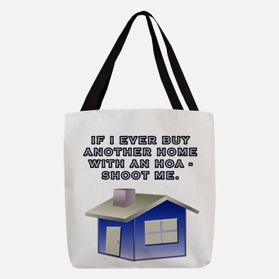 HOA DEATH Polyester Tote Bag