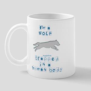 I'm a Wolf Mug