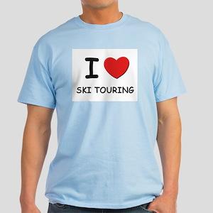 I love ski touring Light T-Shirt