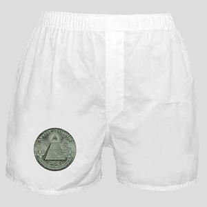 Dollar Boxer Shorts