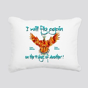 PhoenixOrganDonar Rectangular Canvas Pillow