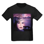 Moon Shadow Kids Dark T-Shirt