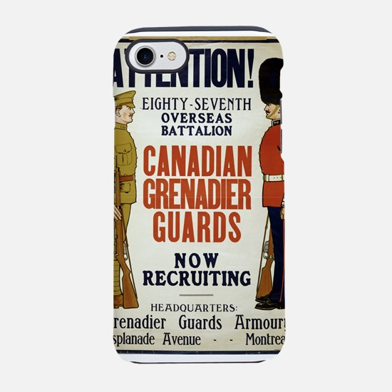Attention Canadian Grenadier Guards Now Recruiting