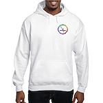 Paddling Kayak Hooded Sweatshirt
