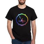 Paddling Kayak Dark T-Shirt