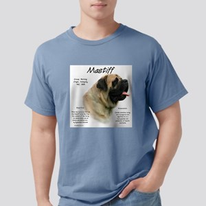 Mastiff (fawn) Mens Comfort Colors Shirt