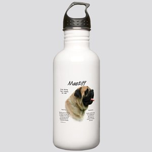 Mastiff (fawn) Stainless Water Bottle 1.0L