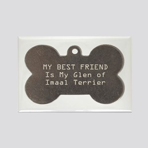 Glen Friend Rectangle Magnet