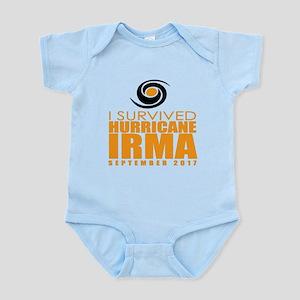 I Survived Hurricane Irma Body Suit