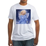 Angel of the Air Fitted T-Shirt