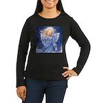 Angel of the Air Women's Long Sleeve Dark T-Shirt