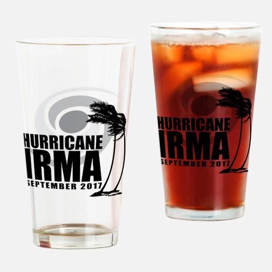 Hurricanes Drinking Glass