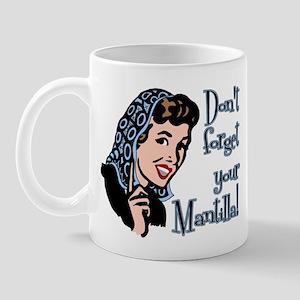Mantilla Mug