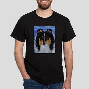 Blue Sky Tri Sheltie T-Shirt