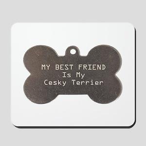 Cesky Friend Mousepad