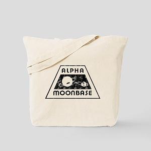 ALPHA MOONBASE Tote Bag