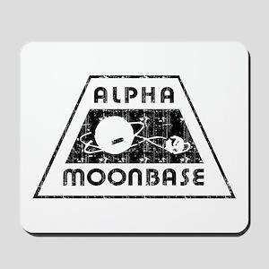 ALPHA MOONBASE Mousepad