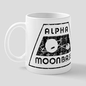 ALPHA MOONBASE Mug