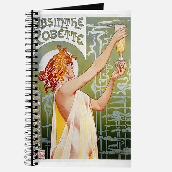 Absinthe_Robette_advertisement 1896 Journal