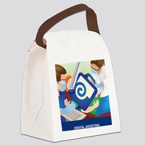 totebag Canvas Lunch Bag
